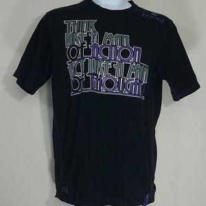 COOGI Tshirt short sleeve graphic print black